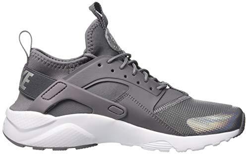Gunsmoke Basses Nike gs Run Air White 013 Silver Fille Ultra Multicolore Sneakers gunsmoke Metallic Huarache Zwvwf