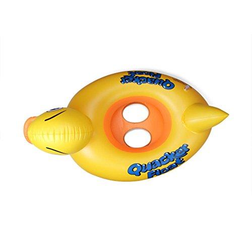 Anillo De Natación , Chickwin Cute Niños Infantil Hinchable De natación Anillo Flotador Asiento Barco Piscina Baño Aeguridad (Patos): Amazon.es: Deportes y ...
