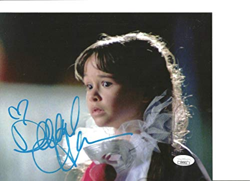 Danielle Harris Signed 8x10 Photo Jamie LLoyd Halloween 4 5 JSA