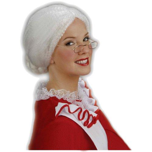 Mrs Santa Claus Wig