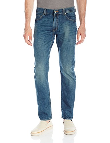Lee Men's Modern Series Slim-Fit Tapered-Leg Jean, Brazen, 32Wx30L from LEE