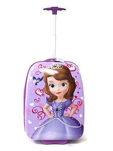 Disney Sofia The First Hard Shell Luggage