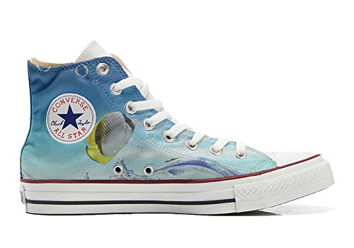Converse All Star chaussures coutume mixte adulte (produit artisanal) Bubble