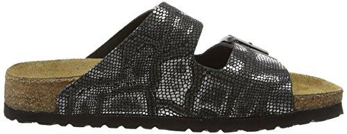 Papillio Arizona, Heels Sandals Para Mujer Negro - Black (Royal Python Black)