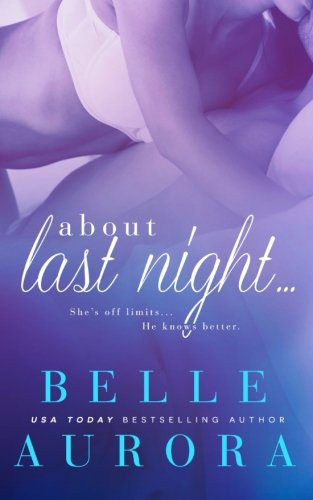 book cover of About Last Night