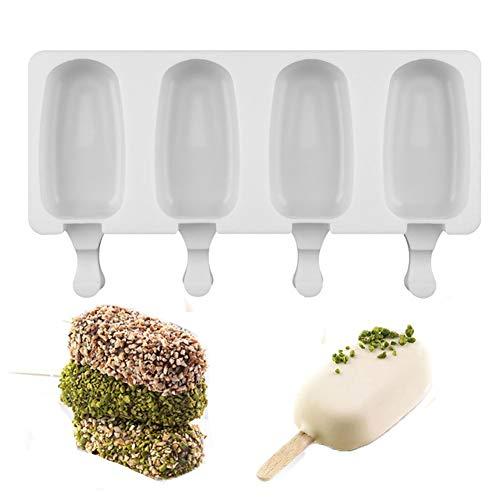 ice cream bar mold silicone - 1