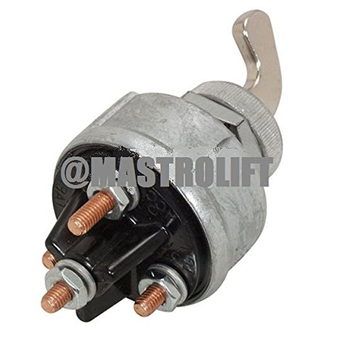 Ignition switch keyless Crown Forklift Parts 062623 , 00591-14061-81,00591-1406181 universal