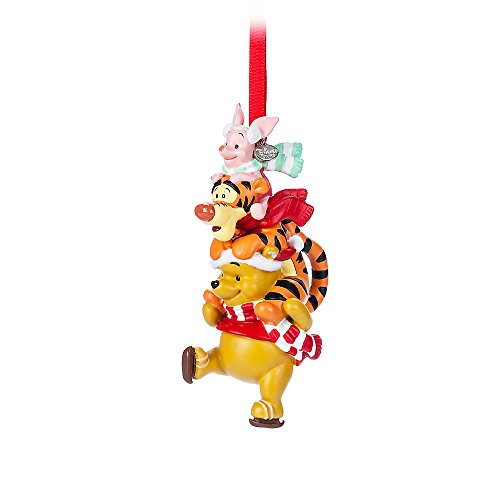 Disney Winnie the Pooh and Pals Sketchbook Ornament
