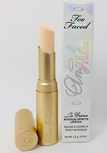 Too Faced La Creme Mystical Effects Lipstick - Life's A Festival Collection in Angel Tears 0.11 oz ()