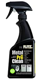 Flitz AL 01706 Preclean Industrial Strength, 16-Ounce, Small, Aluminum