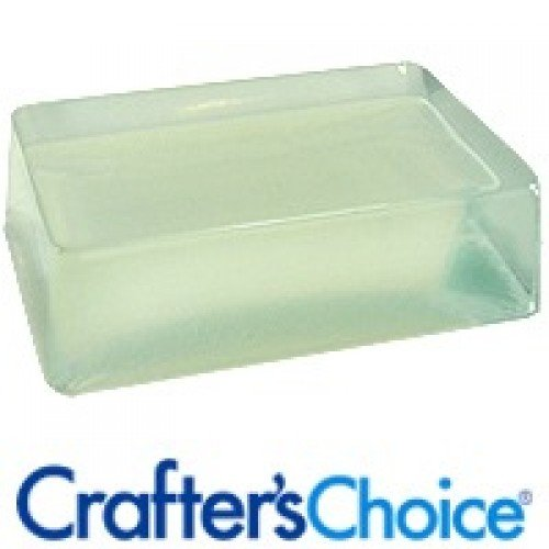 Base Olive (Crafters Choice Aloe Vera & Olive Oil Melt and Pour Soap Base)