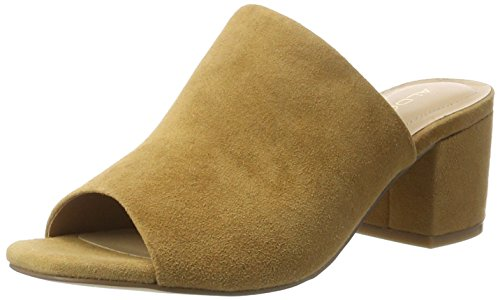 Aldo Women's Alaska Open-Toe Pumps Brown (Light Brown 27) cheap sale factory outlet free shipping fake discount codes clearance store 4vR5KL0G