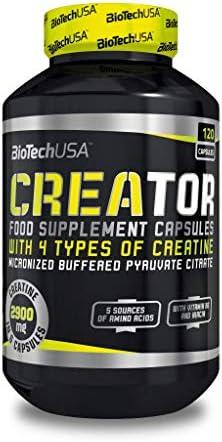 Biotech USA Creator 120 Caps, 200 g