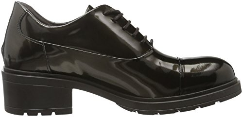 Hip 25co Scarpe Stile bc D1043 Oxford Donna Marrone FrwFq14