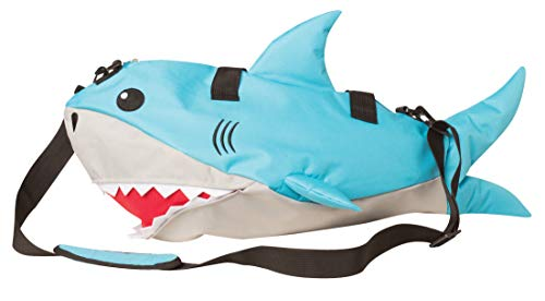 Shark Fun Duffle Activity Overnight Small Duffle Bag Kids Adult Boys Girls 22