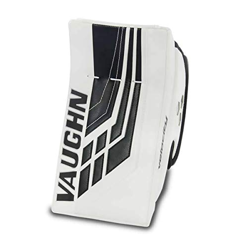 Vaughn VE8 Velocity Pro Goalie Blocker - Senior (White)