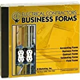 Electrical Contractors' Business Forms CD-ROM