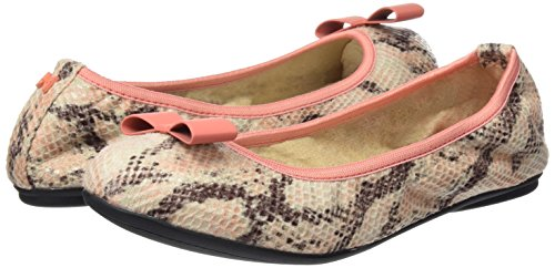Dusty Stripe Color Navy 040 012 White Bailarinas Snake Pink BT21 Twists 39 Mujer para Butterfly cwqFT7Hxvv