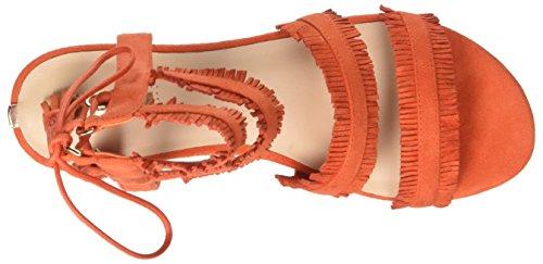 GUESS Jalisa - Sandalias de dedo Mujer Arancione