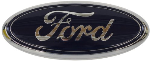 ford blue oval emblem - 8