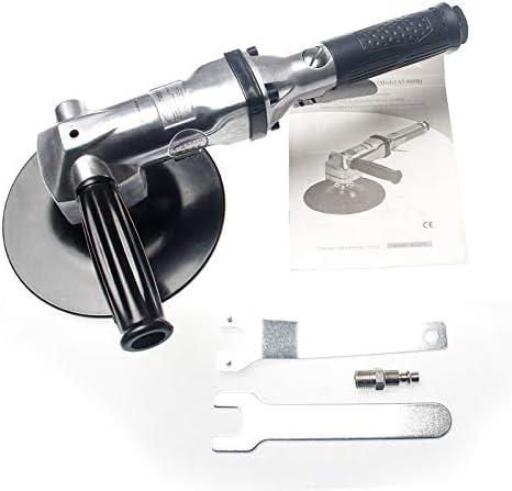 Merry Tools HK 7 Aire Triturador Pulidor Pulidora Con Dorso Almohadilla 3000rpm 212538