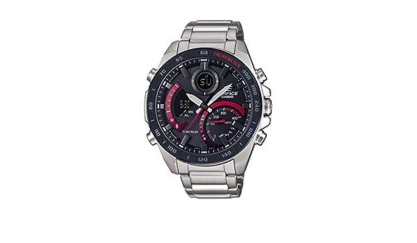 900db esRelojes Horloge Edifice 1aerAmazon Ecb Bluetooth Connected 80PkwOnX