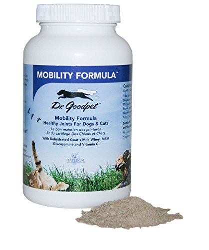 - Dr. Goodpet Mobility Formula - All Natural Effective Hip & Joint Pain Relief