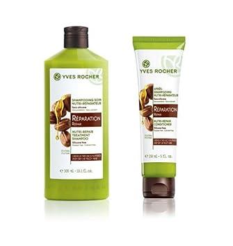 Amazon.com: Yves Rocher Botánico Cuidado del Cabello nutri ...