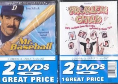 Problem Child & Mr Baseball