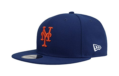 MLB New York Mets Baycik Snap 9Fifty Cap-ML (New Logo Mets Ny)