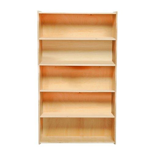 Contender C12960F Bookshelf, 60''H, Assembled