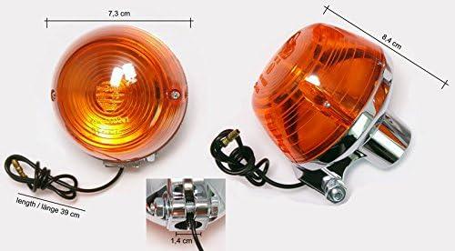 4x Clignotants Indicateur Eo 65-36110