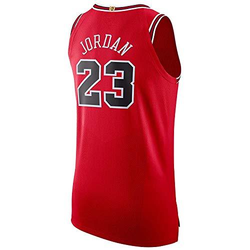 Men_Michael_Jordan_Red_Boxed_Authentic_Jersey