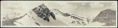 Photo Arapahoe Peaks and Glacier -
