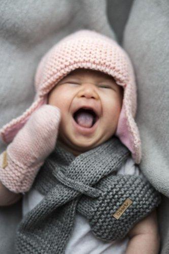 BARTS - Patucos para niña blanco