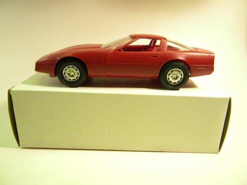 1984 Chevrolet Corvette Dealer Promo Model Car 1:25 Scale