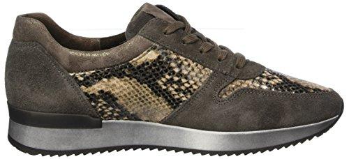 Zapatos Derby Cordones Gabor Mujer Casual Shoes Para Marrón wallaby De xXZxwEP