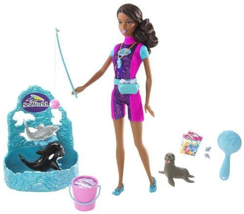 Barbie I Can Be - A Sea World Trainer (Barbie Baby Stuff)