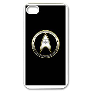 Exquisite stylish phone protection shell iPhone 4,4S Cell phone case for Star Trek pattern personality design