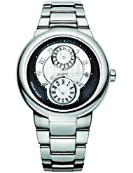 Philip Stein Womens 31-AGRW-SS Active Stainless Steel Bracelet Watch