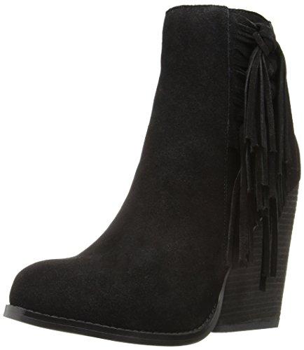 Very Volatile Women's Dreamcatch Ankle Bootie Black hSAu8