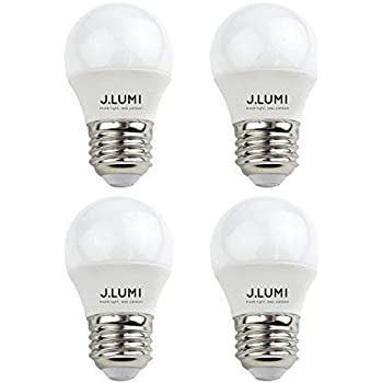 Amazon Com Ge Lighting 89987 Led 4 5 Watt 300 Lumen Dimmable A15