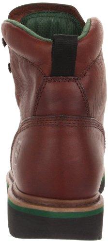 John Deere , Herren Sicherheitsschuhe, braun - Brown/Dark Brown - Größe: 46