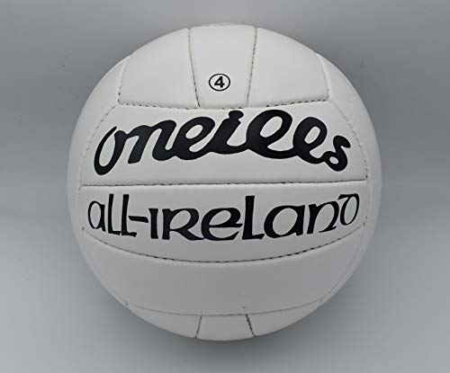 Breezy Hampton Handstich GAA Match O'Neills Gaelic Footballs Official Size 4 from Breezy Hampton