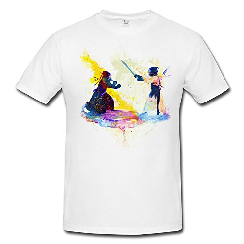 Kendo II Herren T-Shirt Sport Motiv aus Paul Sinus Aquarell