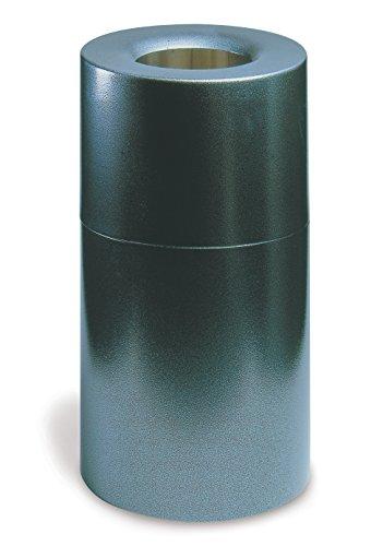 Rubbermaid Commercial Products Aluminum Container, Atrium (Atrium Waste Container)