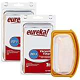 Genuine Eureka DCF-5 Filter 62130B (2 Pack)