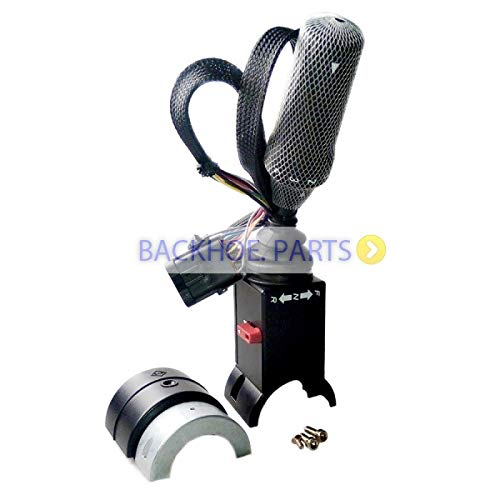 - Transmission Control Shifter Gear Selector DW-3 for Wheel Loaders with ZF-ERGOPOWER Gearbox WG210 WG230 WG260 WG310