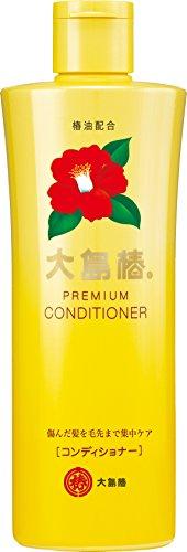- OSHIMATSUBAKI Camellia Premium Conditioner