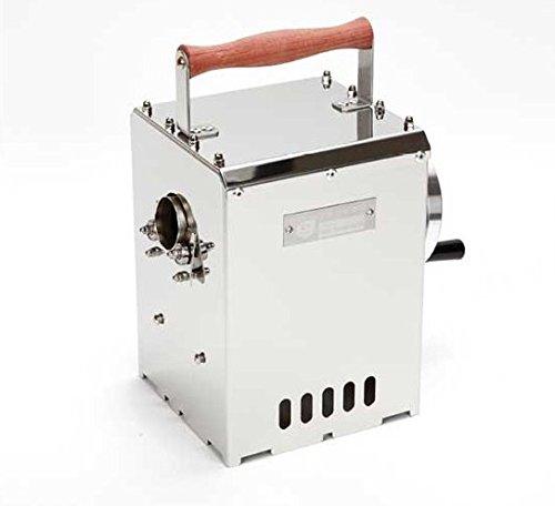 KALDI Home Coffee Roaster Machine Manual Type 200g (Gas Burner Required)